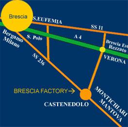 Brescia Outlet - italydk, et webmagasin om italien