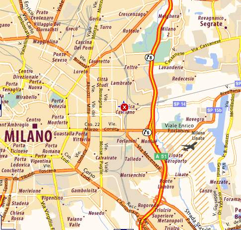 Marni international outlet milano et for Via tajani milano