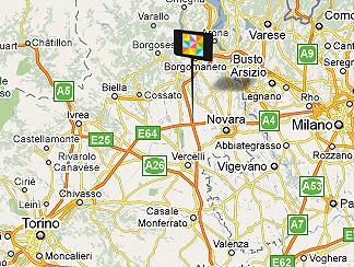Vicolungo Outlets Mellem Torino Og Milano Www Italy Dk