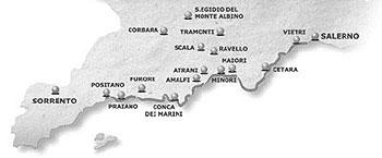 Amalfi Positano Praiano Ravello Vietri Italy Dk Et