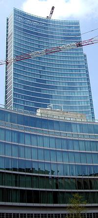 højeste bygning i danmark