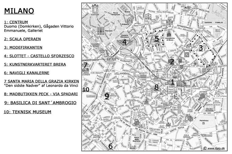 Www Italy Dk Et Webmagasin Om Italien