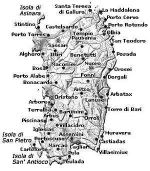 Sardegna Sardinien Italy Dk Et Webmagasin Om Italien