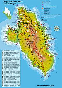 Turistguide Til Isola Del Giglio Toscana Www Italy Dk